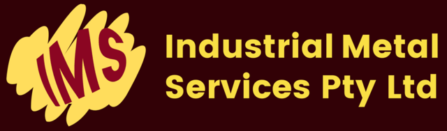 industrial metal services logo